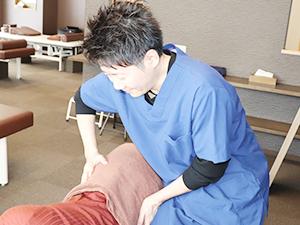 ファースト接骨院 腰痛改善写真