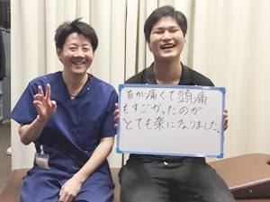 ファースト接骨院 頭痛 名古屋 男性 02
